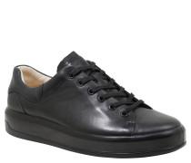 "Sneaker ""Soft 9"", Leder, Schnürung"