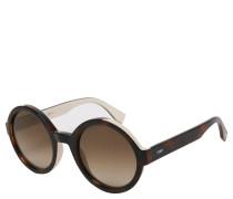 """Sonnenbrille """"FF 0120/S"""", Havanna-Optik, braun-beige"""