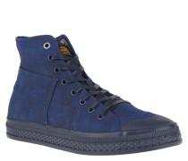 "Sneaker ""Bronson"", hoher Schaft, Gummikappe, Blau"