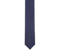 Krawatte, Seide, Punkte-Design