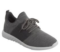 """Sneaker """"Mx.0"""", Textil, Mesh, Einstieg einteilig, Grau"""
