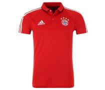 FC Bayern München-Poloshirt, climalite, Rot