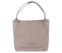 Handtasche, Struktur-Oberfläche, Braun