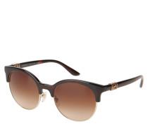 "Sonnenbrille ""VE 4326"", Strass-Applikation"