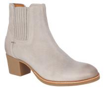 Ankle Boots, Wildleder, Grau
