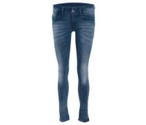 "Jeans ""Lynn"", Destroyed-Look, Slim Fit"
