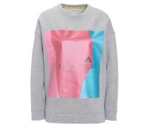 STELLASPORT Sweatshirt, Metallic-Print, für Damen