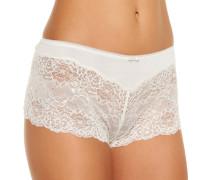 Pants 24331, romantische Häkel-Spitze, Weiß