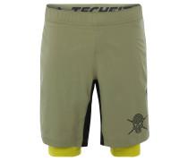 Shorts, Innenhose, Print