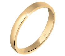 Ring Basic Bandring 925er Silber
