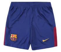 FC Barcelona Shorts Home, 2017/18, für Kinder, Blau
