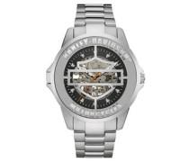 Herrenuhr, Automatik, Cover Watch, 76A154