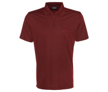 Poloshirt, Reißverschluss, Brusttasche, Easy Care Mischgewebe