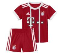 FC Bayern München Baby-Kit Home, 2017/18, Rot