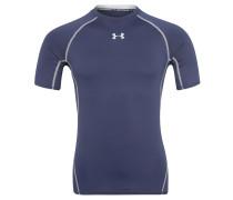 T-Shirt, Kompression, kühlend, atmungsaktiv, für Herren, Blau