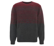 Pullover, Norweger-Muster, Baumwolle