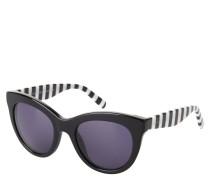 """Sonnenbrille """"TH 1480/S"""", gestreifte Bügel, Cateye-Look"""