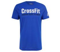 """T-Shirt """"Crossfit Speedwick"""", Print, für Herren, Blau"""