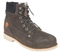 Boots, Veloursleder, gepolstert, Innenfutter