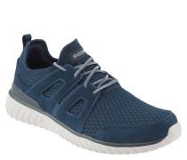 Sneaker, leicht, Memory-Foam-Sohle, Leder-Details