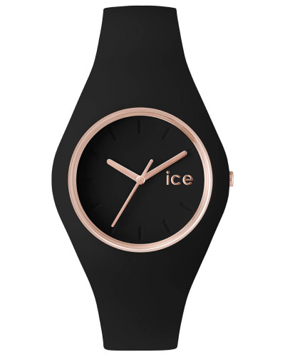 ICE glam black rose gold small ICE.GL.BRG.S.S.14