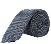 PREMIUM Krawatte, Seiden-Mix, kariert