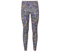 Tights, Sporthose, floraler Allover-Print, für Damen