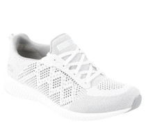 "Sneaker ""Bobs Squad Hot Spark"", Glitzer-Effekt, Lochmuster, Memory Foam"