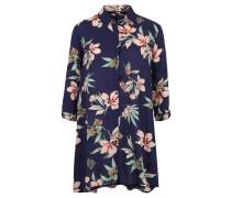 Blusenshirt, Oversize, floraler Allover-Print