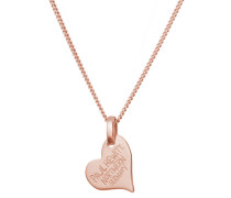 Halskette North Love 18K Plated Roségold PH-HN-R