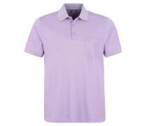 Poloshirt, Easy Care Qualität, Lila