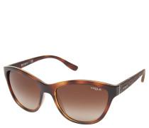 "Sonnenbrille ""VO 2993-S"", Cat-Eye-Design, Havana-Optik"