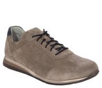 """Sneaker """"Tom"""", Leder, Grau"""