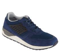 Sneaker, Materialmix, Wechselfußbett