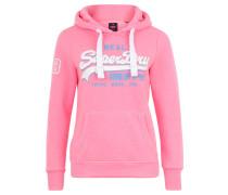 Sweatshirt, Kapuze, Logo-Print, Kängurutasche
