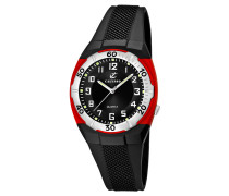 "Armbanduhr ""K5215/4"", wasserdicht, Edelstahl"