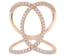 Ring FUCINO RING SJ-R0059-CZ(RG)
