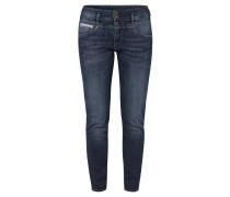 "Jeans ""Raya Boy"", Five-Pocket, Straight Leg, Blau"