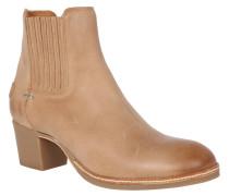 Ankle Boots, Wildleder, Braun