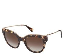 """Sonnenbrille """"MARC 165/S"""", Cateye-Form, gedrehte Bügel"""