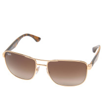 """Sonnenbrille """"RB 3533"""", Piloten-Design, Verlaufsgläser"""