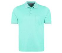 Poloshirt, Easy Care Qualität, Grün