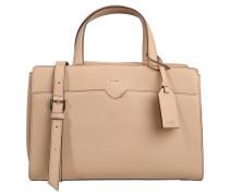 Handtasche, Magnetverschlüsse, Metall-Details, Rosa
