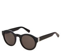 """Sonnenbrille """"309/S"""", runde Form, zweifarbig"""