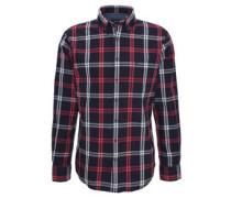 Freizeithemd, Button Down-Kragen, für Herren