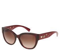 """Sonnenbrille """"VE 4314"""", Emblem, Metall-Lochung"""
