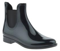 Chelsea Boots, Gummistiefel, Stretch-Einsatz, leicht gefüttert