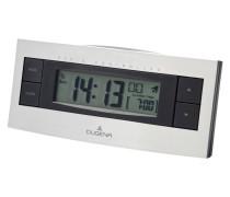 Digital-Wecker, automatische Zeitumstellung, Kalender, Weckwiederholung