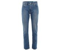 "Jeans-Hose ""Lyon"", Modern Fit, Future Flex-Material, Blau"