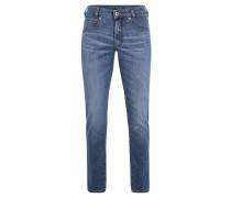 """Jeans-Hose """"Freddy"""", Dual Stretch Denim, Blau"""